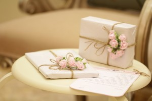 Lista prezentów ślubnych – czy to dobry pomysł?