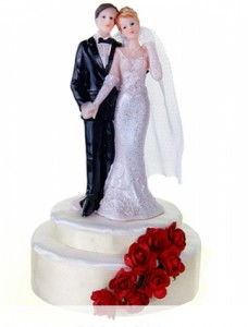 Figurki na tort klasyczne