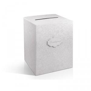 Ślubne pudełko na koperty