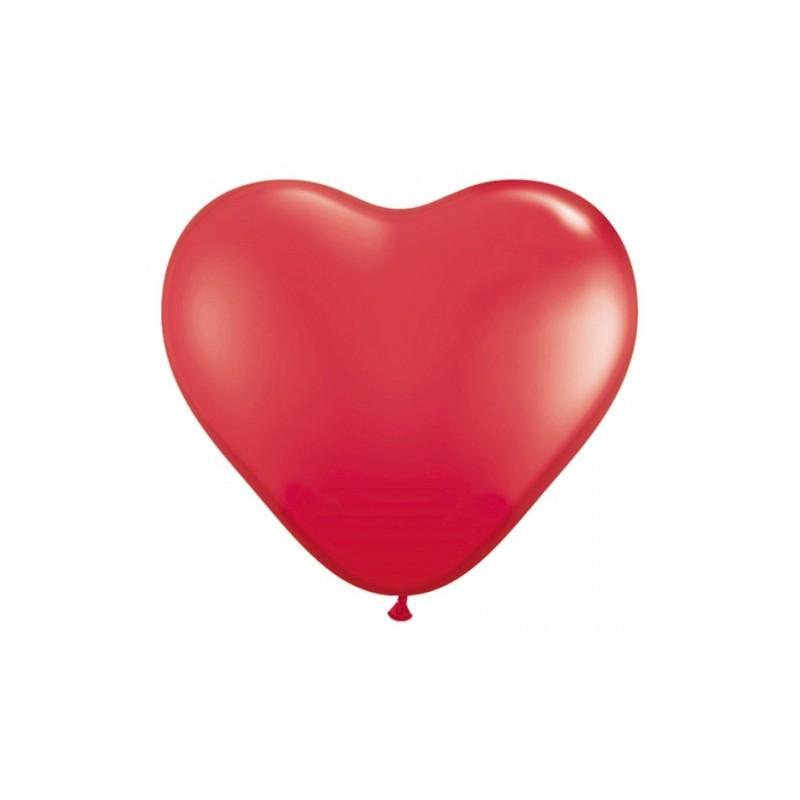 balony-10-serca-pastel-czerwony-10szt